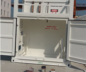 Containerised Fuel Systems